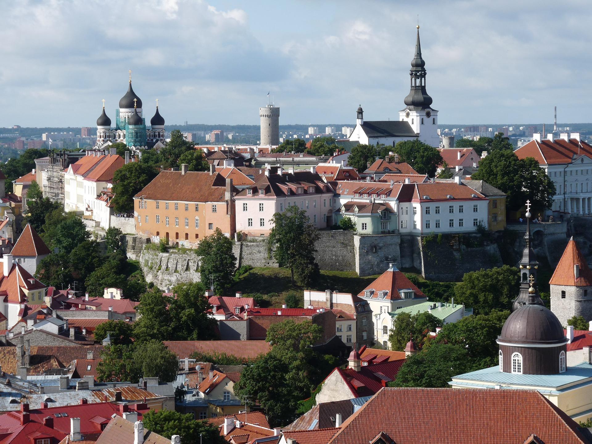 Juhannus Tallinnassa 2021